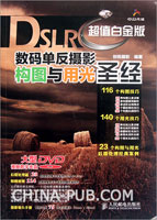 DSLR数码单反摄影构图与用光圣经(超值白金版)
