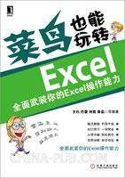 (特价书)菜鸟也能玩转Excel:全面武装你的Excel操作能力