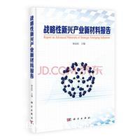 战略性新兴产业新材料报告[按需印刷]