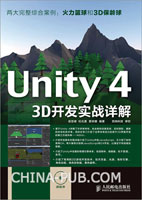 Unity 4 3D开发实战详解