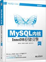 MySQL内核:InnoDB存储引擎.卷1