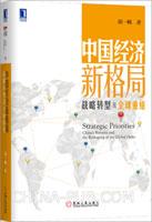 (特价书)中国经济新格局:战略转型及全球重组