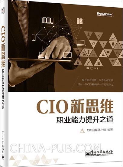 CIO新思维――职业能力提升之道