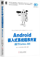 Android嵌入式系统程序开发(基于Cortex-A8)(china-pub首发)