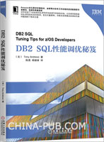 (特价书)DB2 SQL性能调优秘笈