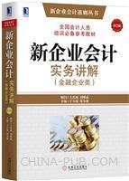 新企业会计实务讲解(金融企业类)(第2版)