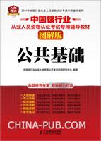 中国银行业从业人员资格认证考试专用辅导教材――公共基础(图解版)