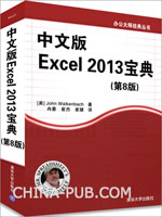 中文版Excel 2013宝典(第8版)