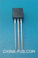 (赠品)DS18B20温度传感器 DS18B20 18B20 单片机 18b20温度采集