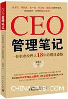 CEO管理笔记――一位职业经理人18年的职场感悟