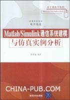 Matlab/Simulink通信系统建模与仿真实例分析