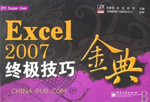 (特价书)Excel 2007终级技巧金典