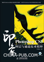 (特价书)Photoshop CS3印象图层与通道技术精粹