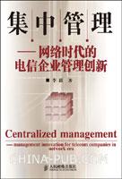 集中管理--网络时代的电信企业管理创新[按需印刷]