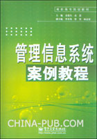 管理信息系统案例教程