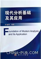 现代分析基础及其应用