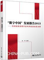 """""""数字中国""""发展报告2013――空间信息资源开发利用促进信息消费"""
