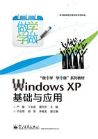 Windows XP基础与应用(双色)