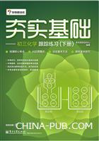 夯实基础――初三化学跟踪练习(下册)
