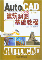 AutoCAD 2009中文版建筑制图基础教程