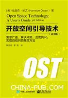 开放空间引导技术:集思广益,解决冲突,达成共识,实现自组织的高效方法(第3版)