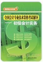 全国会计专业技术资格考试辅导――初级会计实务
