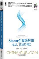 Storm企业级应用:实战、运维和调优[按需印刷]