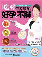 吃对营养顺序,好孕又不胖
