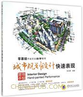 城市规划设计快速表现