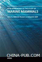 海洋哺乳动物研究的新途径[按需印刷]