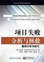 项目失败分析与拯救:案例分析与技巧