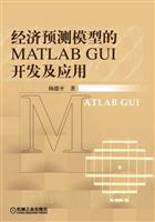 经济预测模型的MATLAB GUI开发及应用