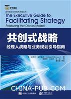共创式战略:经理人战略与业务规划引导指南