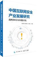 中国互联网安全产业发展研究:战略和基本问题讨论