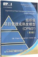 组织级项目管理成熟度模型(OPM3)(第3版)