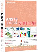CAE分析大系:ANSYS土木工程实例详解