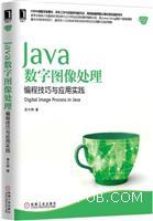 Java数字图像处理:编程技巧与应用实践[按需印刷]