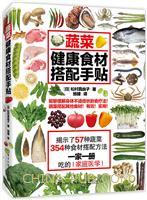 蔬菜健康食材搭配手贴