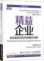 精益企业:高效能组织如何规模化创新(china-pub首发)