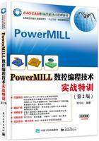 PowerMILL数控编程技术实战特训(第2版)