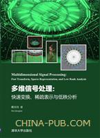 多维信号处理: 快速变换、稀疏表示与低秩分析