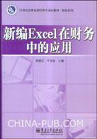 (特价书)新编Excel在财务中的应用