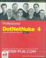 Professional Dotnetnuke 4 (英文原版进口)