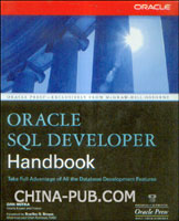 [特价书]Oracle SQL Developer Handbook(英文原版进口)