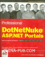 [特价书]Professional DotNetNuke ASP.NET Portals(英文原版进口)