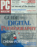 [特价书]PC Magazine Guide to Digital Photography (英文原版进口)