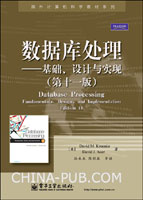 (特价书)数据库处理--基础、设计与表现(第十一版)