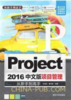 Project 2016中文版项目管理 从新手到高手(配光盘)