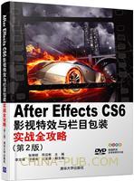 After Effects CS 6影视特效与栏目包装实战全攻略(第2版)(配光盘)