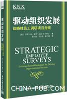 驱动组织发展:战略性员工调研项目指南